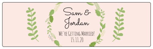 Wedding Label Templates For A Sheets - Wedding label templates