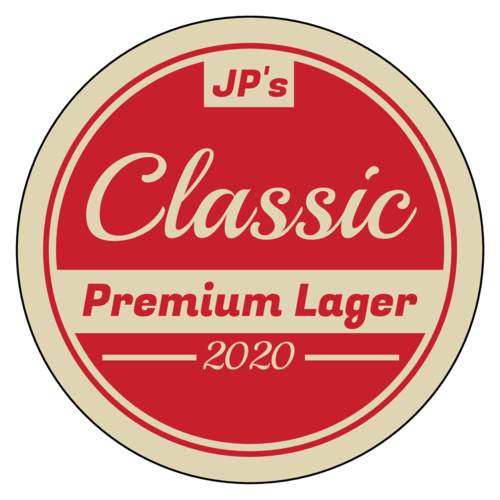 Classic Beer Bottle Labels pre-designed label template for EU30024