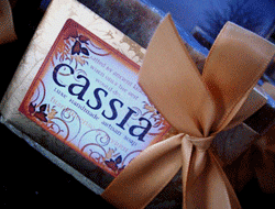 Rectangular Labels - Cassia Soap Label