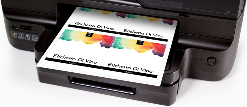 A4 Labels - Shop Blank Labels for Laser & Inkjet Printers