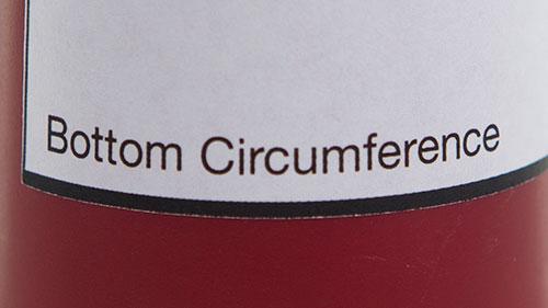Bottom Circumference Image