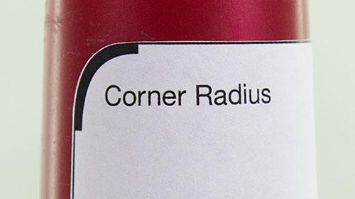 Corner Radius Image