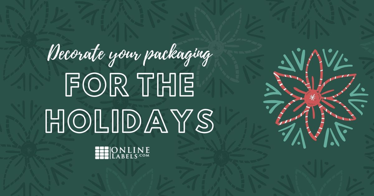 Holiday-ify Your Product Packaging