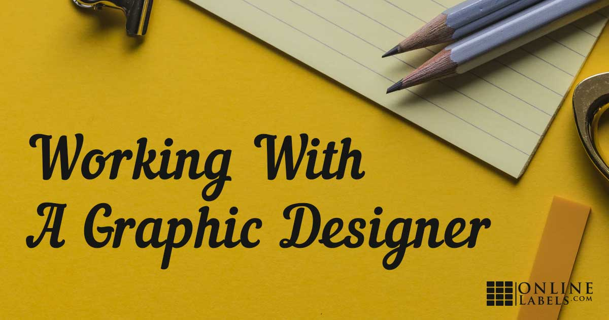 How to find and work with a freelance graphic designer.