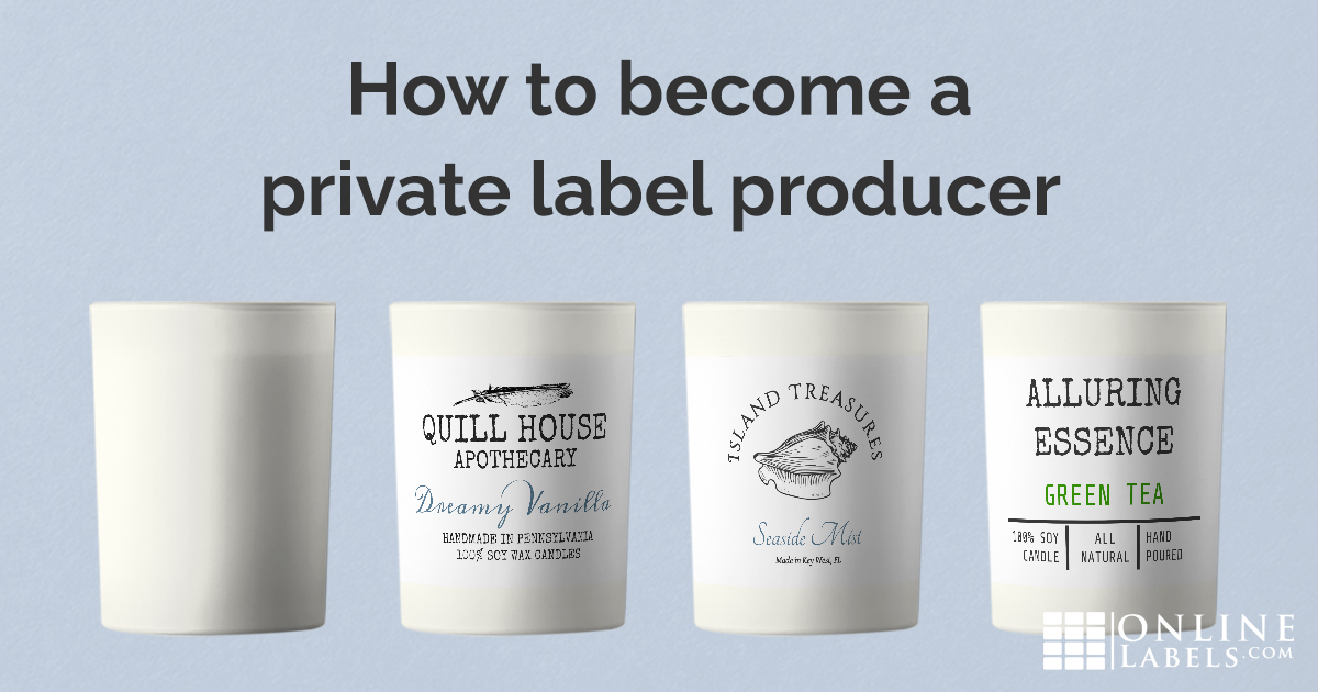 Selling Your Products For Private Labelling