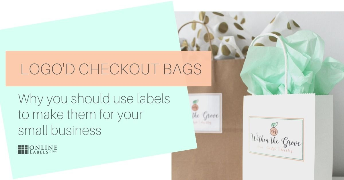 Branding Your Small Business Shopping Bags