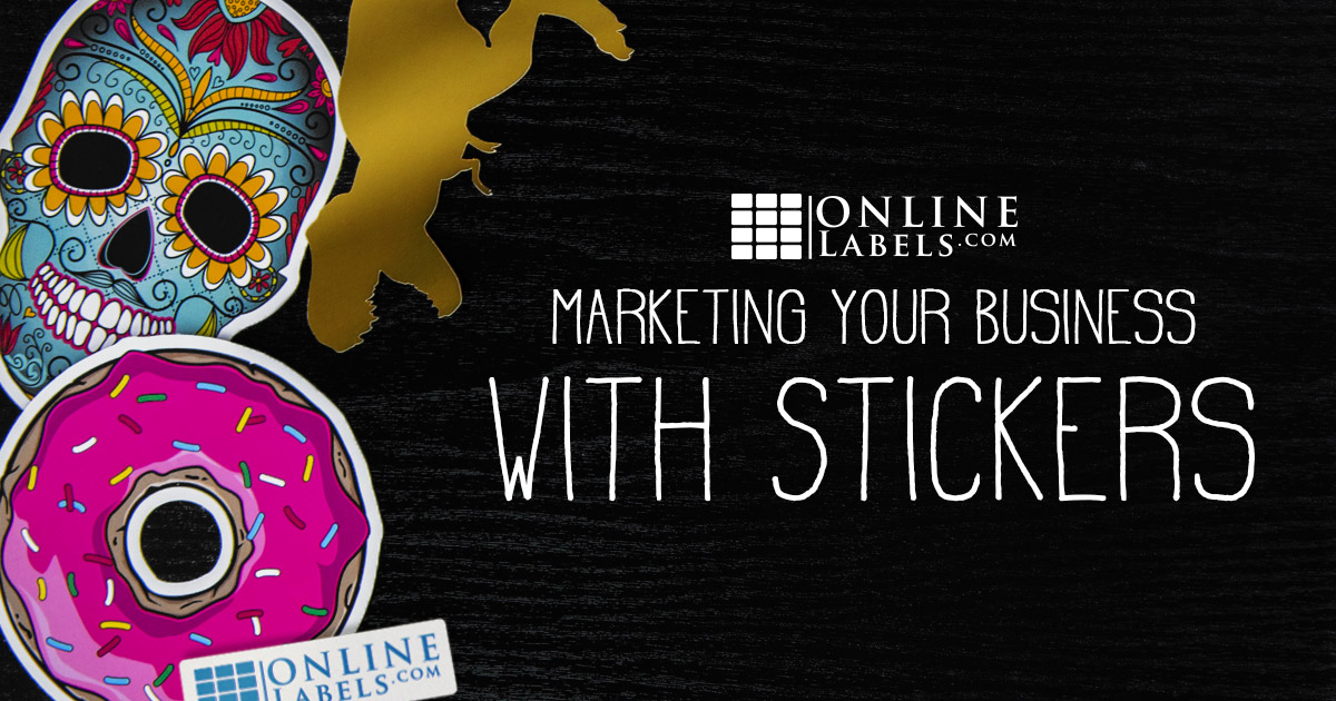 Should you give away marketing stickers?