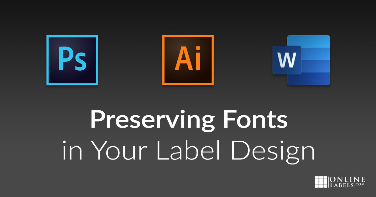 How to Preserve Your Font Choices