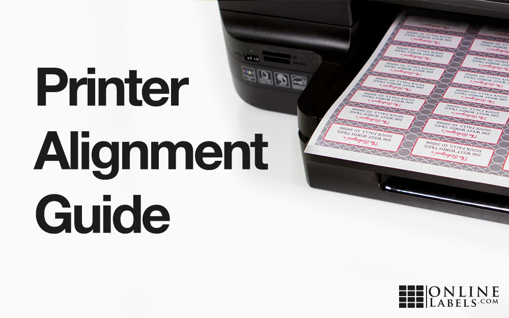 Printer Alignment Guide