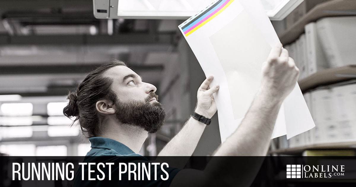How to Test Print Your Label Designs