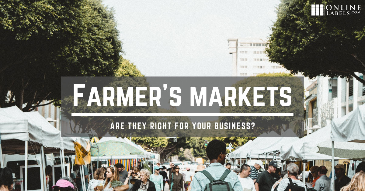 Break Into Your Local Farmer's Market