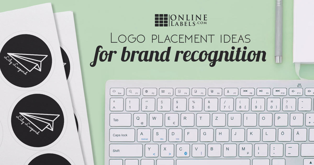 Brand-Recognition: Where to Use Your Logo
