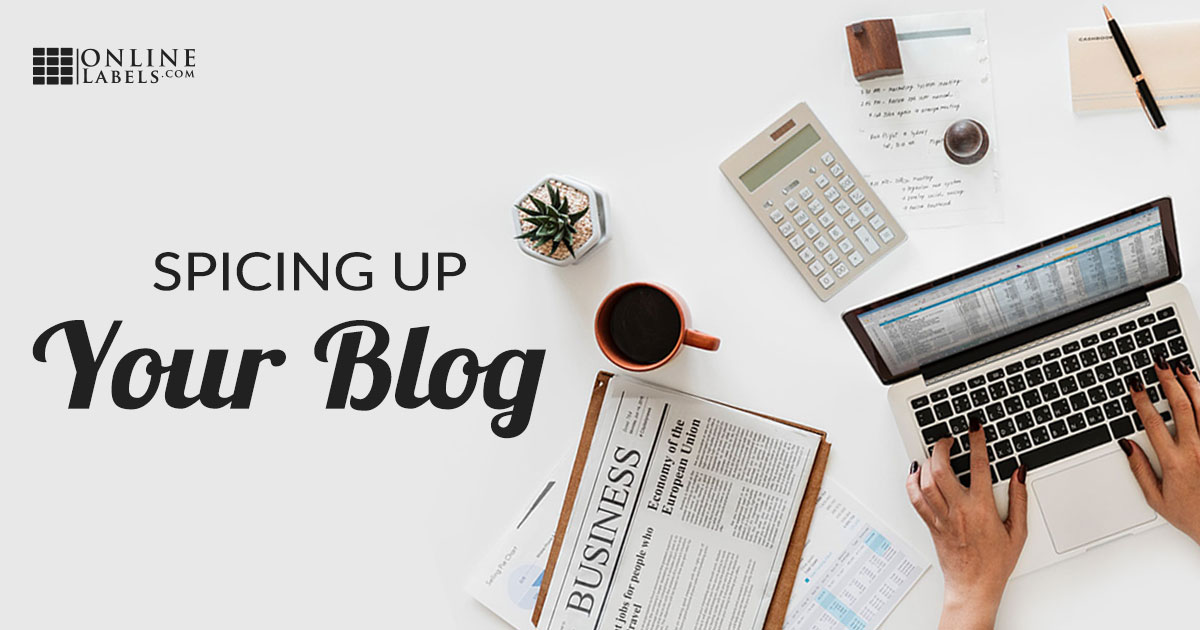 How to Spice Up Your Small Business Blog