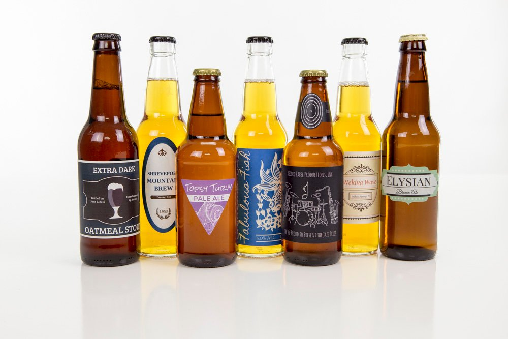 Choosing the Perfect Beer Bottle Labels